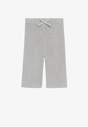 Trousers - gris chiné moyen