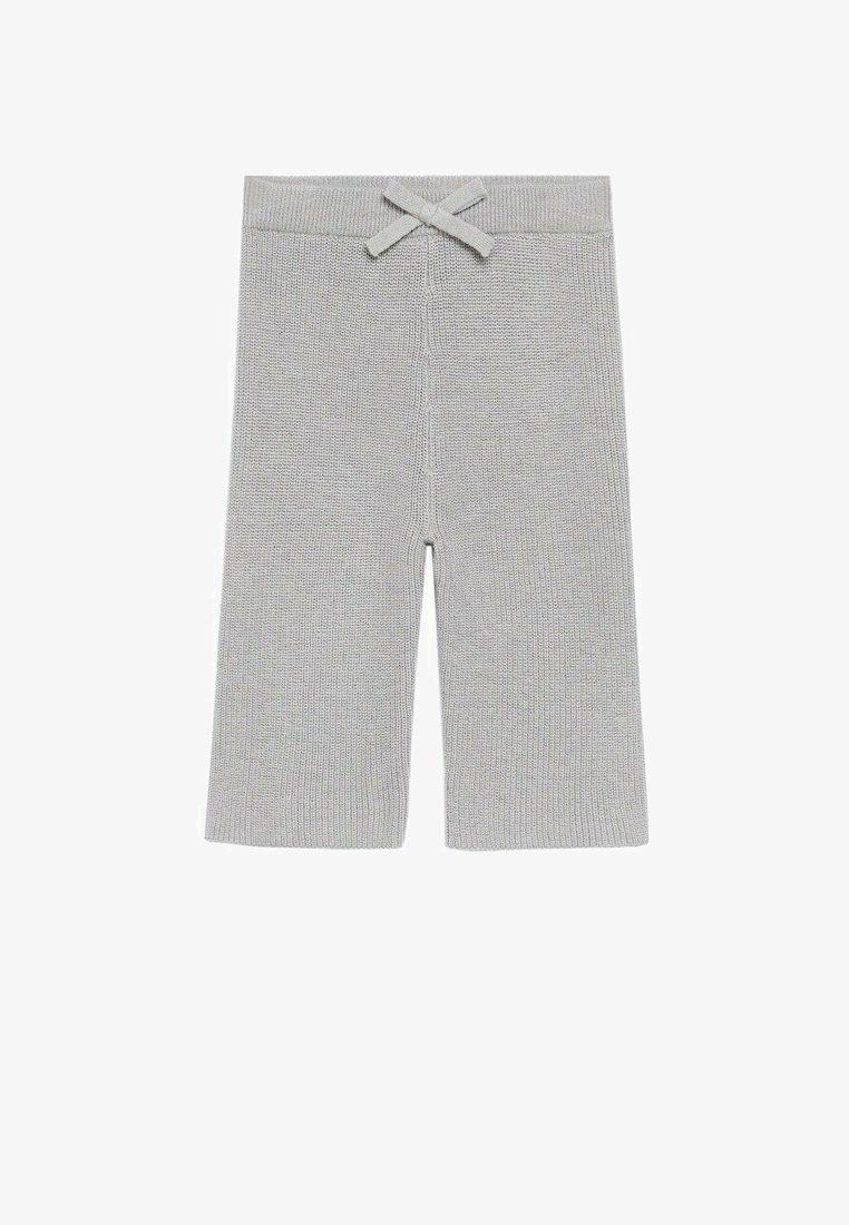 Mango - Trousers - gris chiné moyen