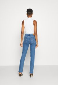 Levi's® - 724 HIGH RISE STRAIGHT - Jeans straight leg - rio frost - 2