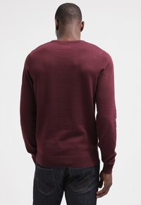 Pier One - Jumper - bordeaux - 2