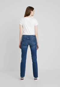 Tommy Jeans - MID RISE - Straight leg jeans - utah mid bl com - 2