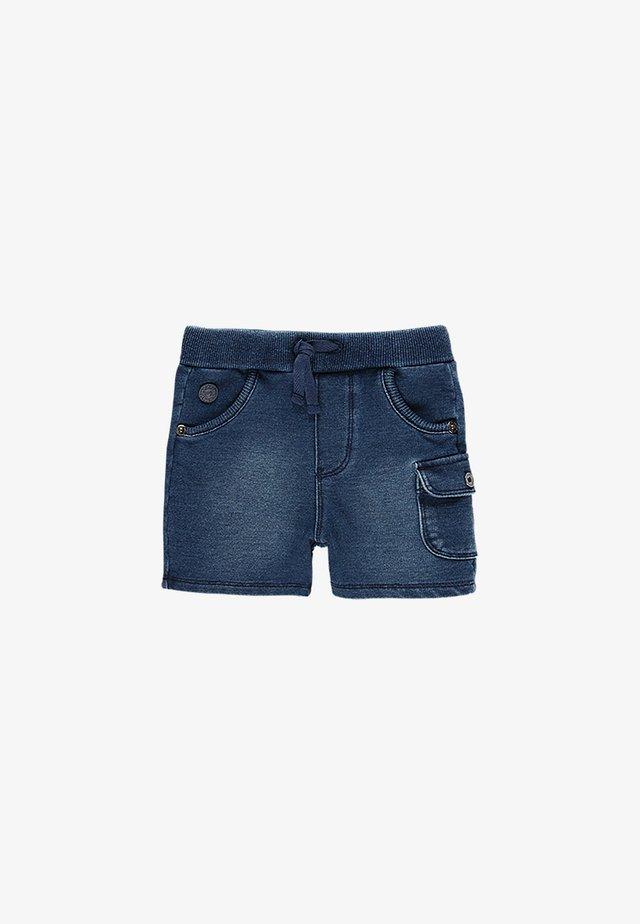 Jeans Short / cowboy shorts - blue