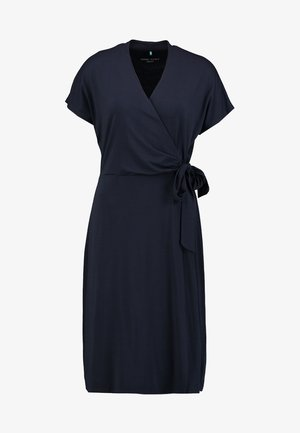 Shift dress - navy blue