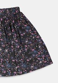 Esprit - Pleated skirt - black - 2