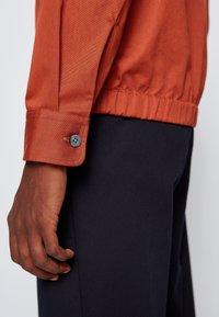 BOSS - LAWSON_ZT - Light jacket - open orange - 4