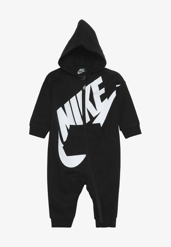 ALL DAY PLAY COVERALL UNISEX - Jumpsuit - black