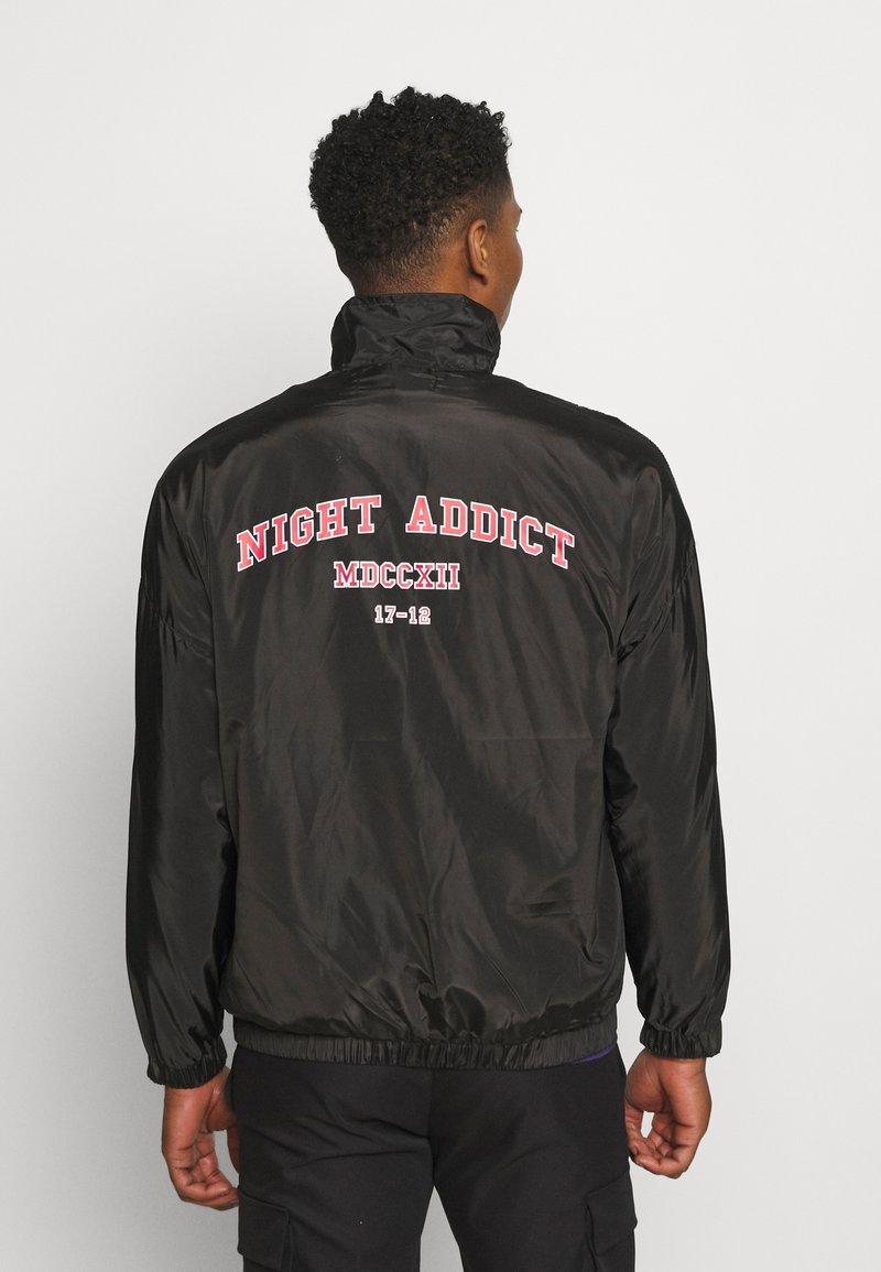 Night Addict - ADDICT - Giacca leggera - black