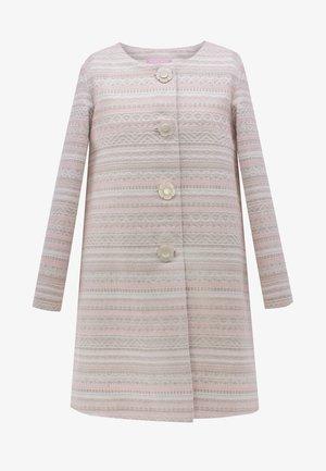 Short coat - multicolor