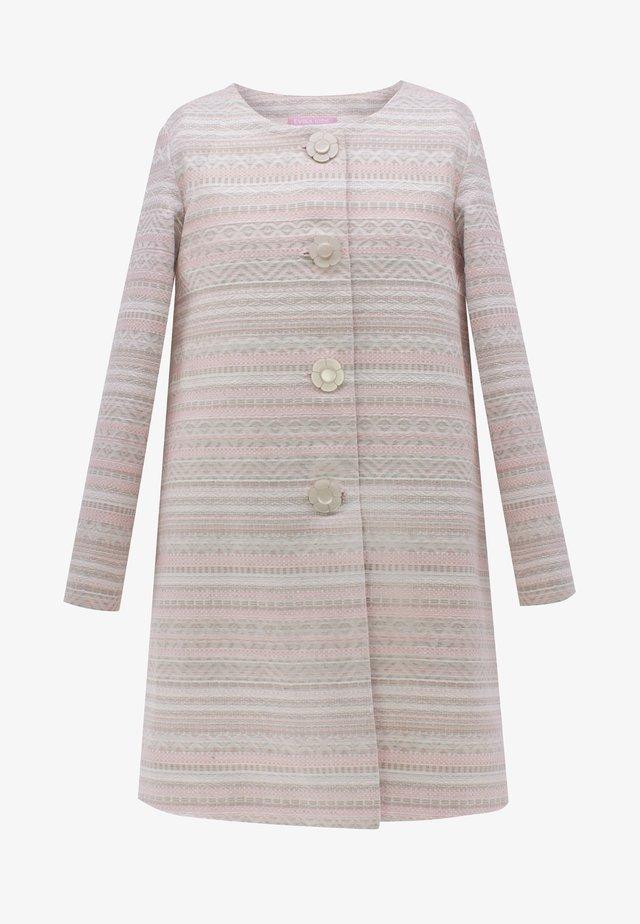 Cappotto corto - multicolor