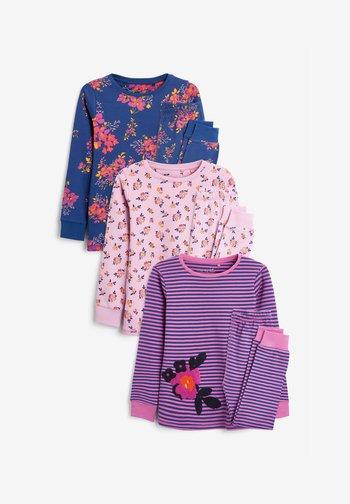 3 PACK  - Pyjamas - multicoloured