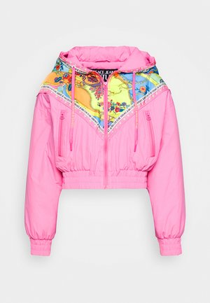 Bomber Jacket - rose wild orchid