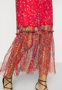 Who What Wear - THE DRESS - Maxi dress - confetti red - 7