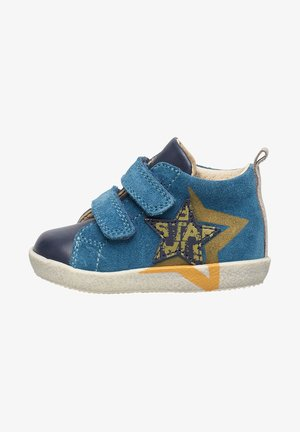 FALCOTTO CABBY MIT STER  - Baby shoes - blau