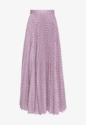 NESSASKIRT - Falda larga - pink