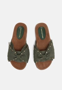 Copenhagen Shoes - NOVA  - Mules - lagoon green - 4