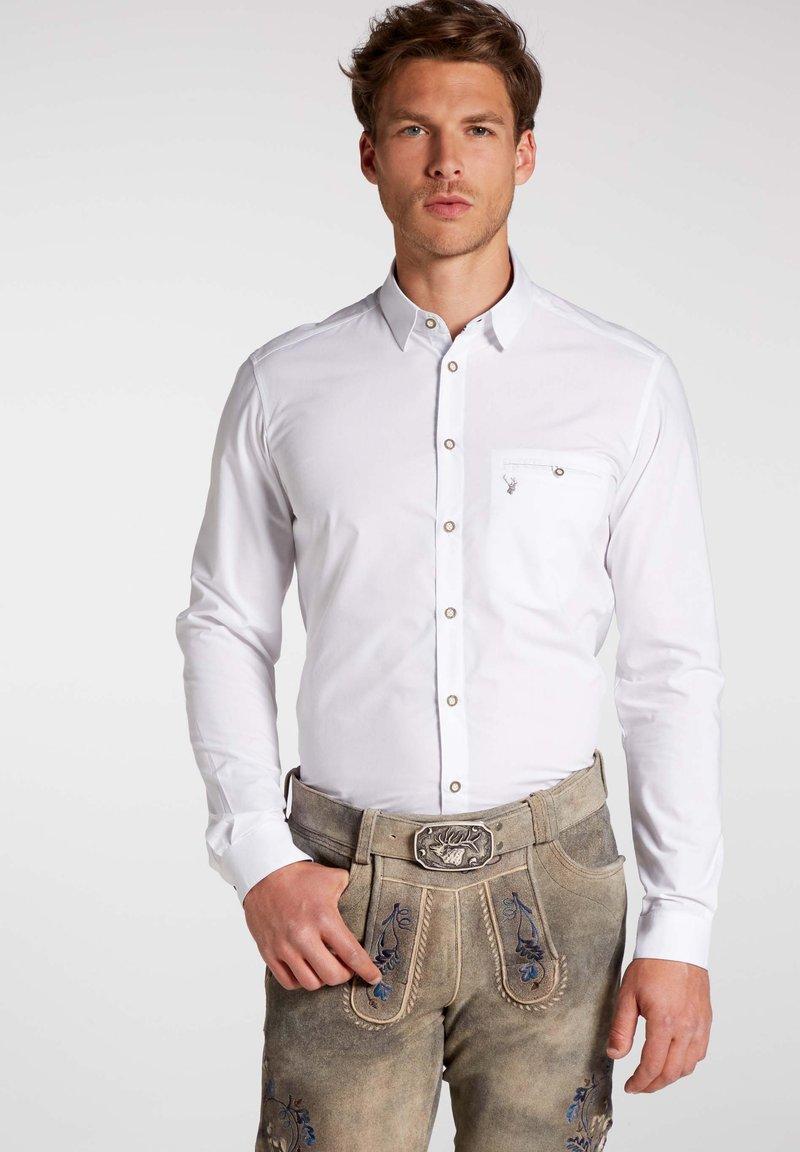 Spieth & Wensky - PERDIX - Formal shirt - hellblau