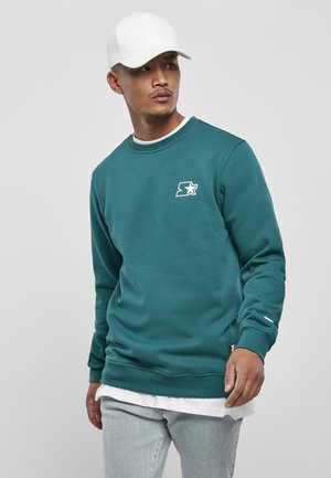 Sweatshirt - retro green