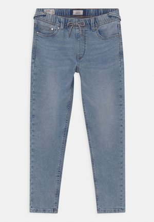 ARCHIE - Relaxed fit jeans - light-blue denim