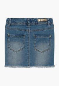 Name it - NMFMINNIE BATEGANI - Denim skirt - medium blue denim - 1