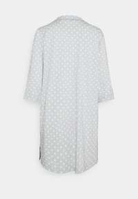 s.Oliver - NIGHTGOWN - Noční košile - grey - 1