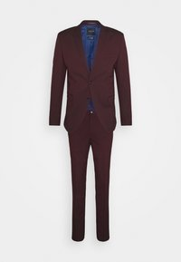 Selected Homme - SLHSLIM-MYLOLOGAN SUIT - Traje - winetasting - 8