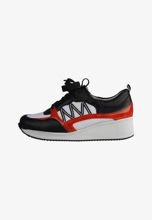 NELE - Sneakers laag - orange