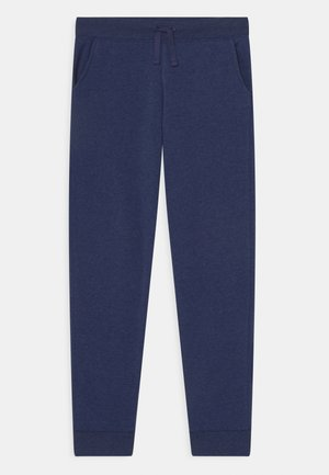 LOGO PANT - Tracksuit bottoms - dark blue