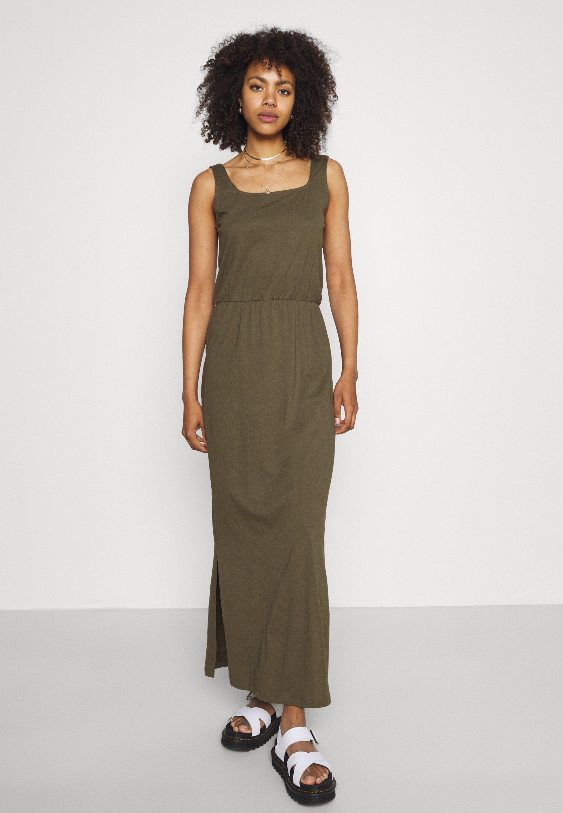 Donna VMADAREBECCA ANKLE DRESS - Vestito lungo