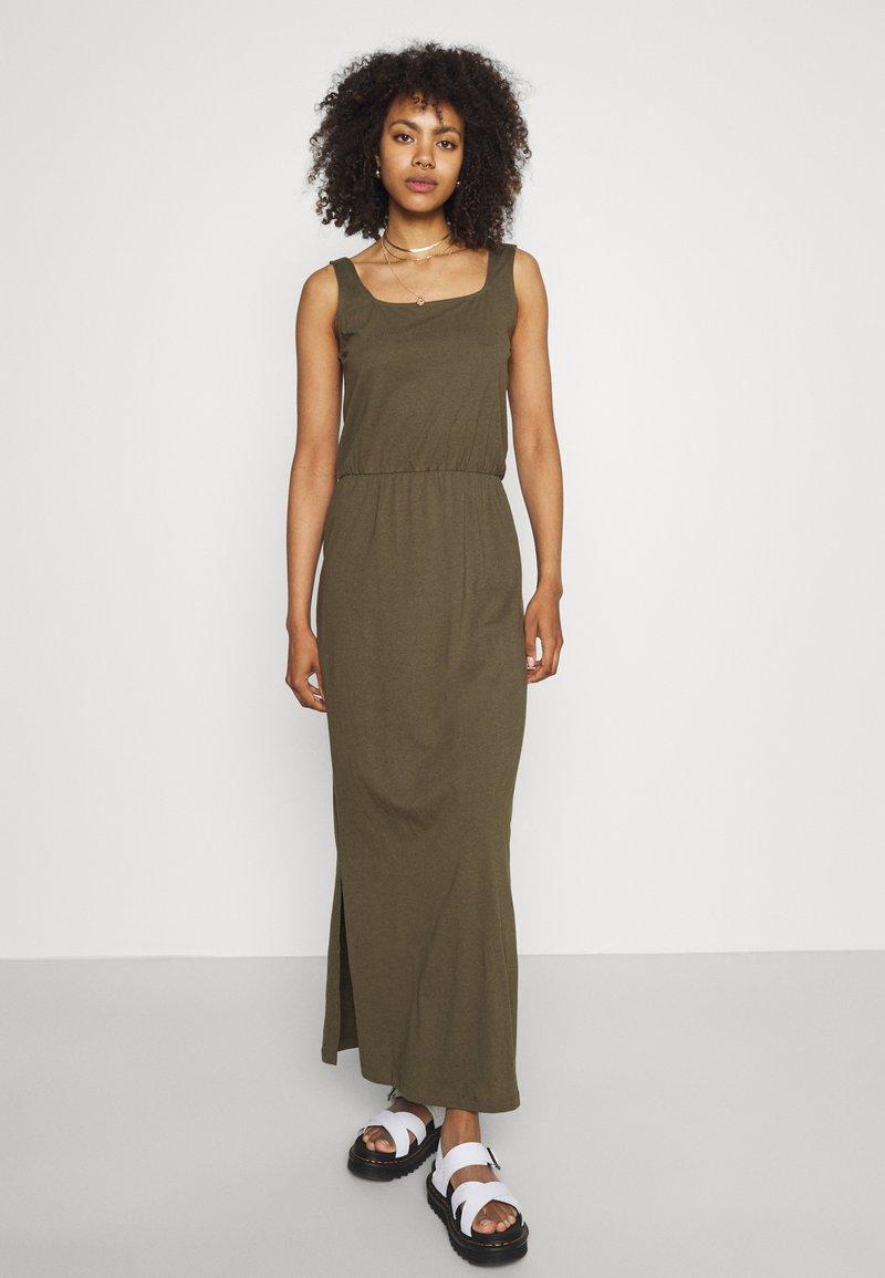 Vero Moda - VMADAREBECCA ANKLE DRESS - Maxi dress - ivy green