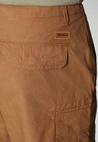 Napapijri - NOTO - Shorts - chipmunk beige - 6