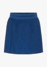 J.LINDEBERG - Pleated skirt - midnight blue - 3