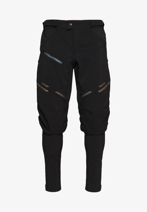 MENS PANTS  - Friluftsbyxor - black