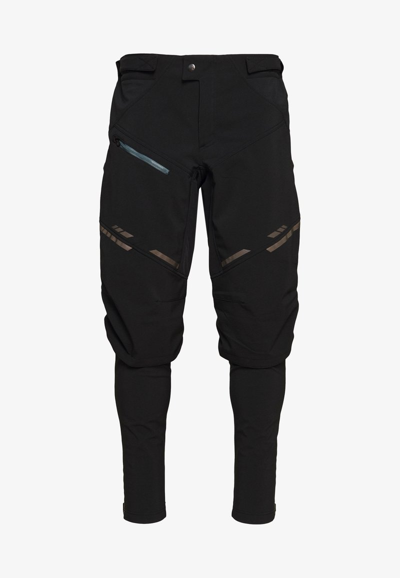 Vaude - MENS VIRT PANTS II - Pantalons outdoor - black
