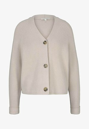 Cardigan - soft beige