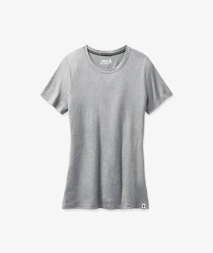 Basic T-shirt - light gray heather