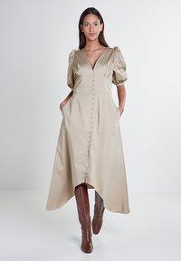 Mykke Hofmann - Maxi dress - sand - 1