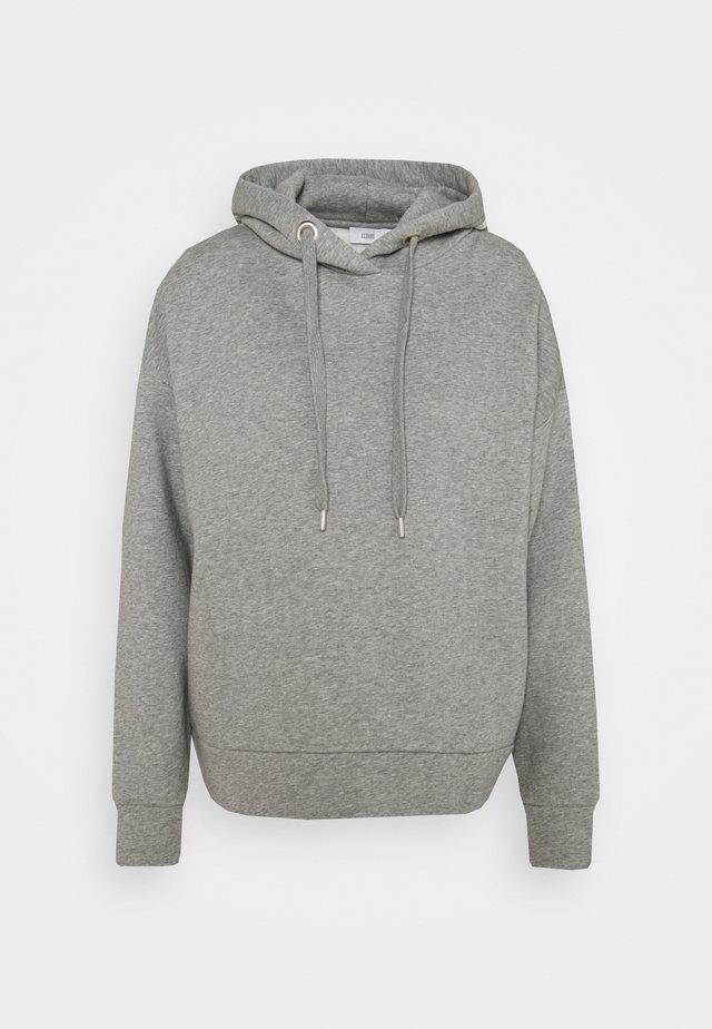 Sweatshirt - grey heather melange