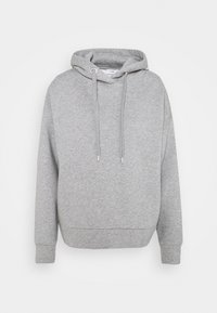 grey heather melange