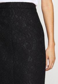 N°21 - Pencil skirt - black - 8