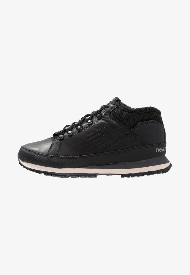 HL754 - Sneakersy wysokie - dark brown