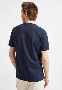 Lee - T-shirt basique - sky captain - 2
