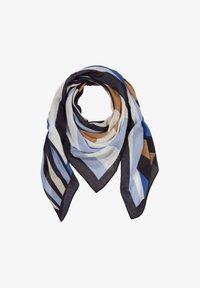 s.Oliver BLACK LABEL - Foulard - dark blue aop - 2