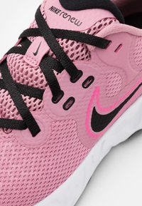 Nike Performance - RENEW RIDE 2 - Neutral running shoes - elemental pink/black/pink glow/cyber - 5