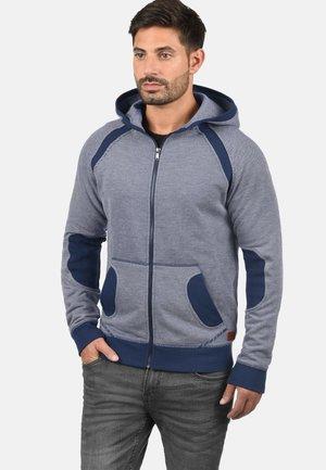 STUART - Zip-up hoodie - navy
