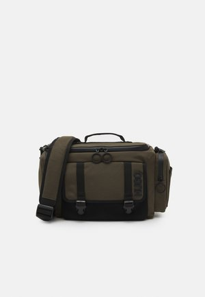 CUBIZA DUFFLE UNISEX - Across body bag - dark green