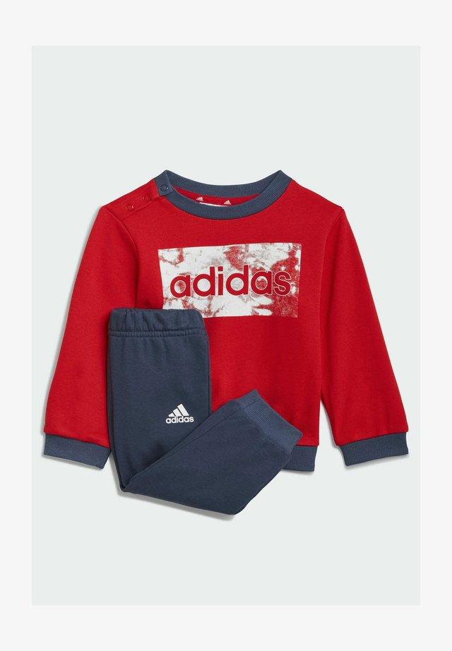 ESSENTIALS  SET - Sweatshirt - red