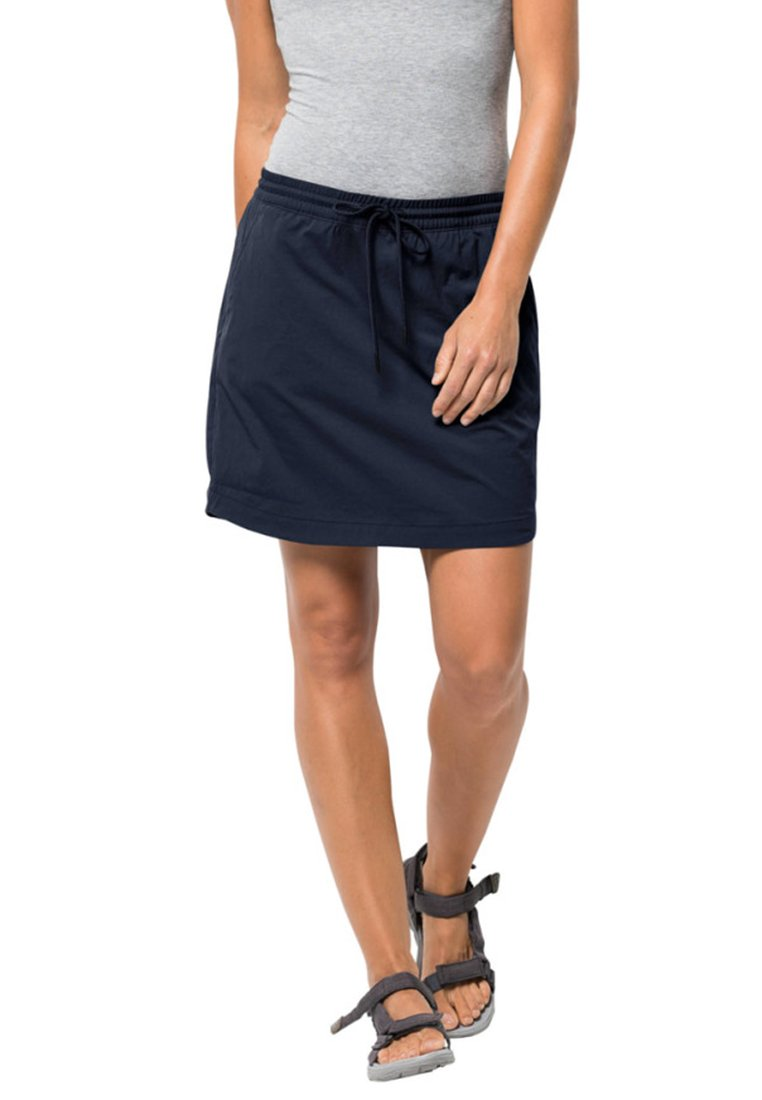 Jack Wolfskin - DESERT - Sports skirt - night blue