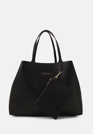 ICONIC TOTE SET - Shopping bags - black