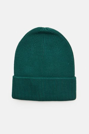 UNISEX - Adīta cepure - green
