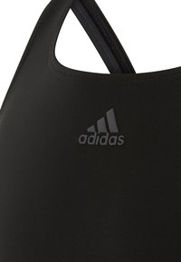adidas Performance - ATHLY V 3-STRIPES SWIMSUIT - Swimsuit - black/white - 2